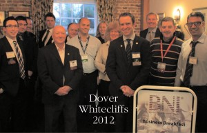 BNI White Cliffs Dover
