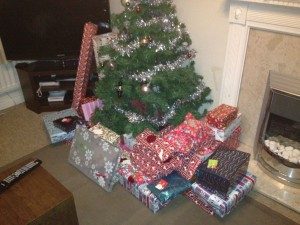 The Results of Making Money with Utility Warehouse - Christmas 2012